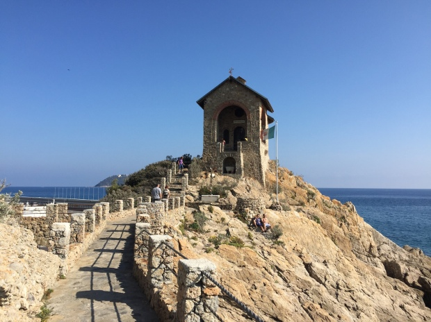 alassio, kapelle, stella maris, cappella ai caduti del mare, capo santa croce